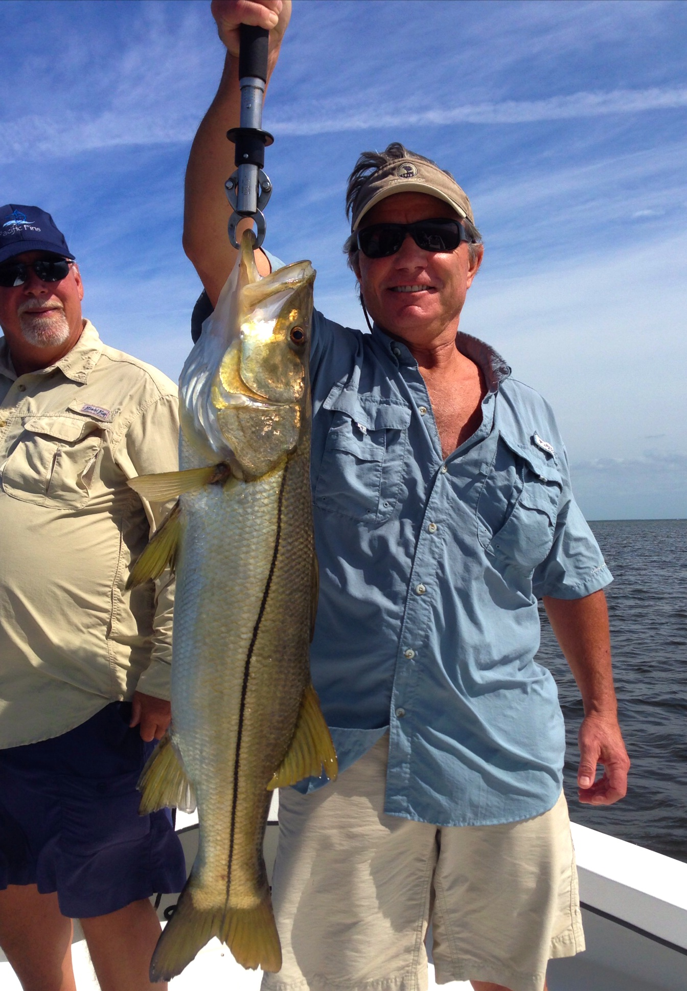 Palm island snook fishing report for Island current fishing report