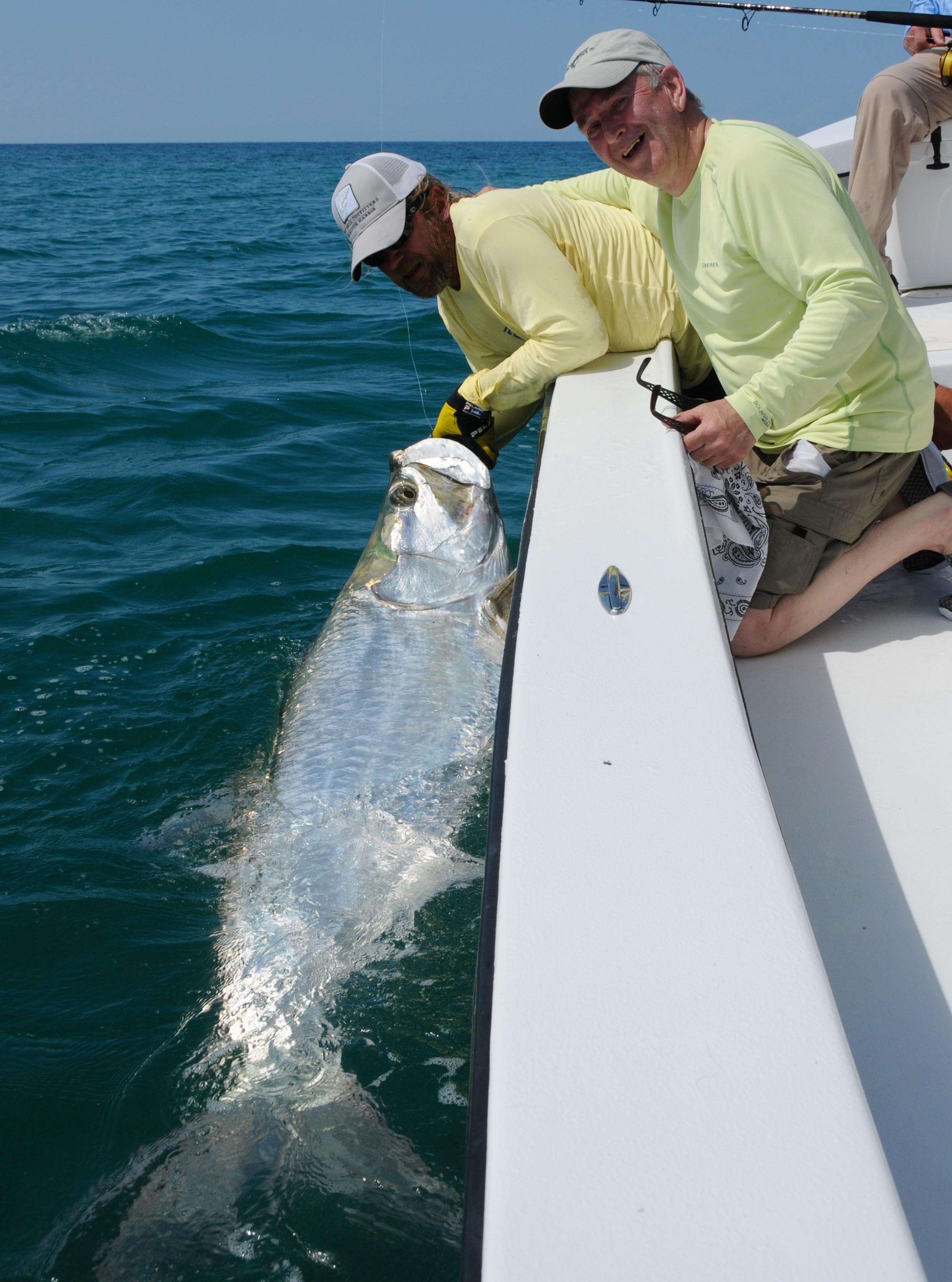 Fort myers tarpon fishing chartersft myers tarpon fishing for Fort myers florida fishing