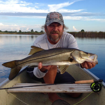 4wt fly rod snook