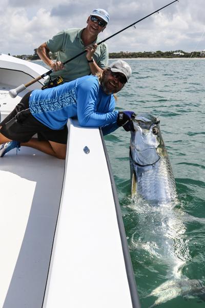 BOCA GRANDE, FLORIDA TARPON FISHING